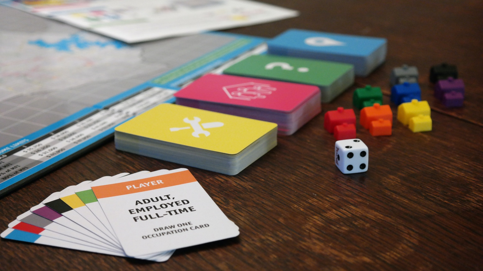 A gamified teaching tool for communities facing affordable housing challenges.