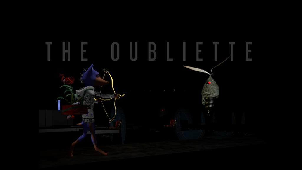 The oubliette by Anthos » lol — Kickstarter