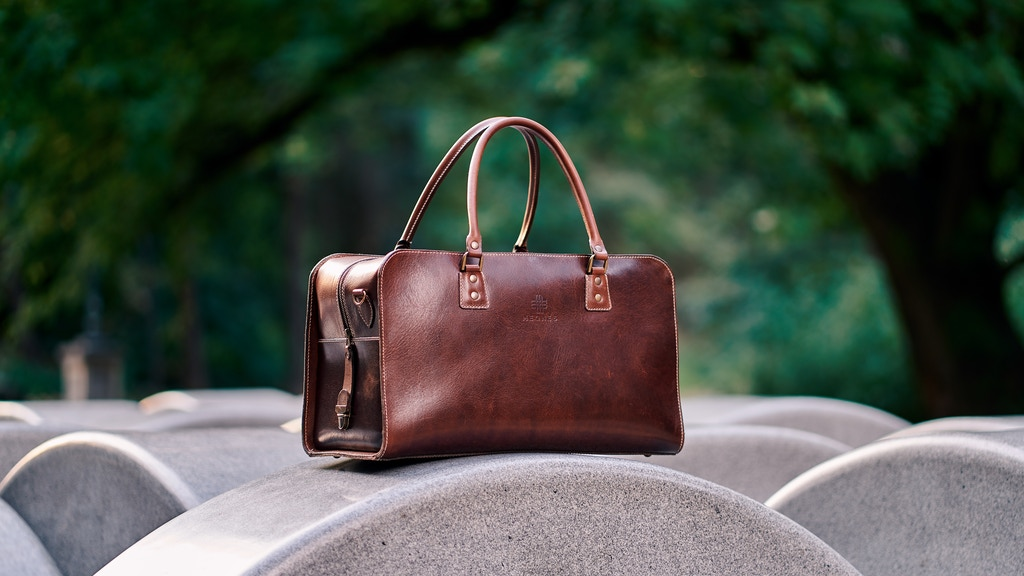 Meqnes — Leather Goods to Reinvigorate Moroccan Artisanship project video thumbnail