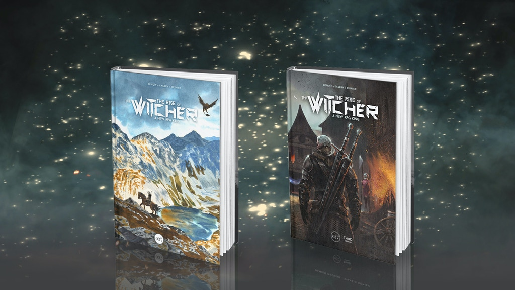 Third Editions: The Ultimate Gaming Library - The Witcher project video thumbnail