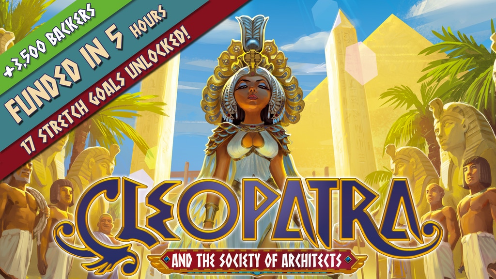 Cleopatra and the Society of Architects project video thumbnail