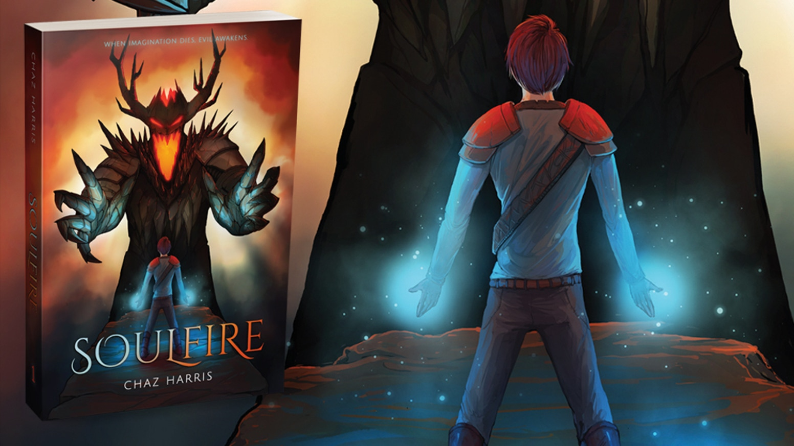 An LGBTQ Upper Middle Grade Fantasy Novel
