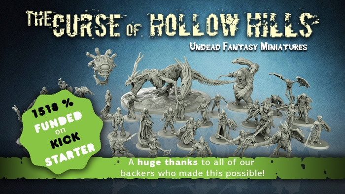 High quality resin fantasy miniatures by Crippled God Foundry