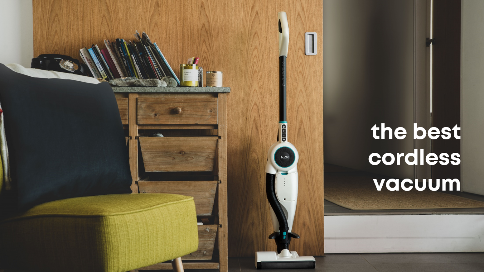Biggest Ever Crowdfunded Vacuum Cleaner. Created by former Dyson experts. Patented technology. Unrivalled performance. Upgradable design.