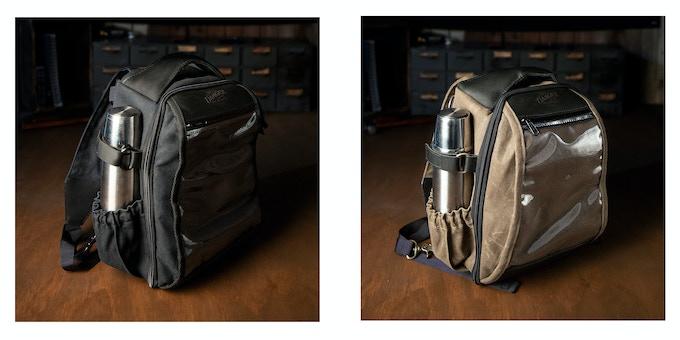 The Triple Threat Bag - Canvas Edition