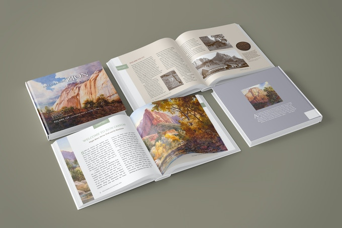 Inside peek - Discovering Zion.