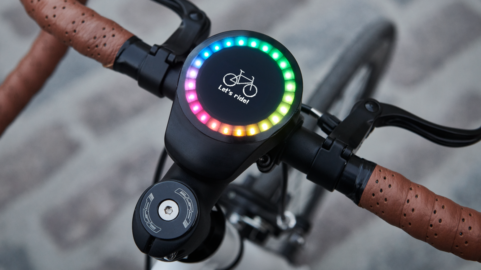 The next generation of the award-winning, minimalist smart biking device you love.