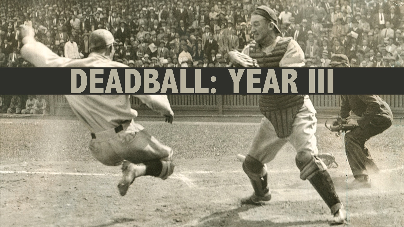 The newest expansion to the bestselling Deadball, Deadball: Year III celebrates baseball's notorious scoundrels and cheats.