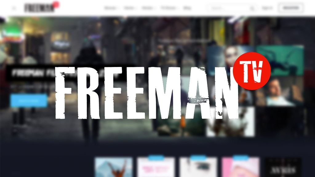 Project image for Freeman TV (Canceled)