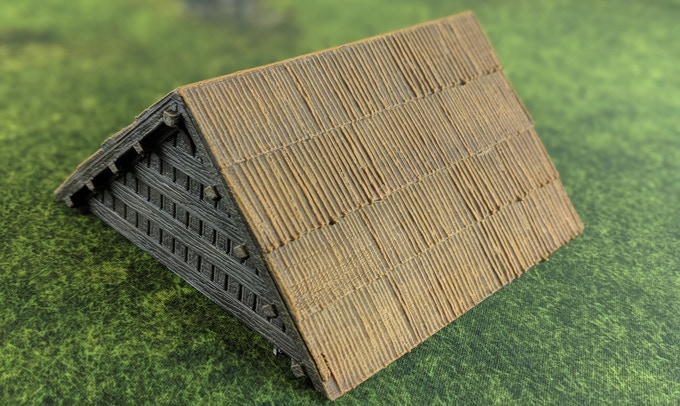 Thatched Roof will come in variants as well.