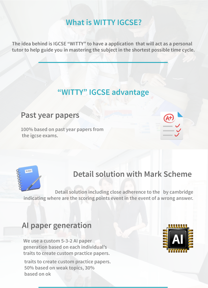 WITTY IGCSE by Witty App — Kickstarter