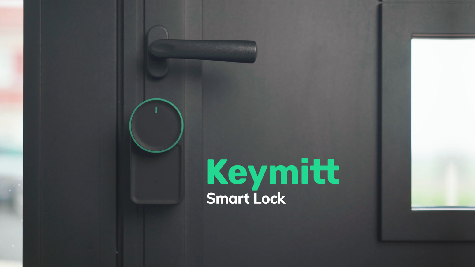 Retrofit your existing lock to be smart with ease - Universal - Secure - Automated - Quality German Engineering.