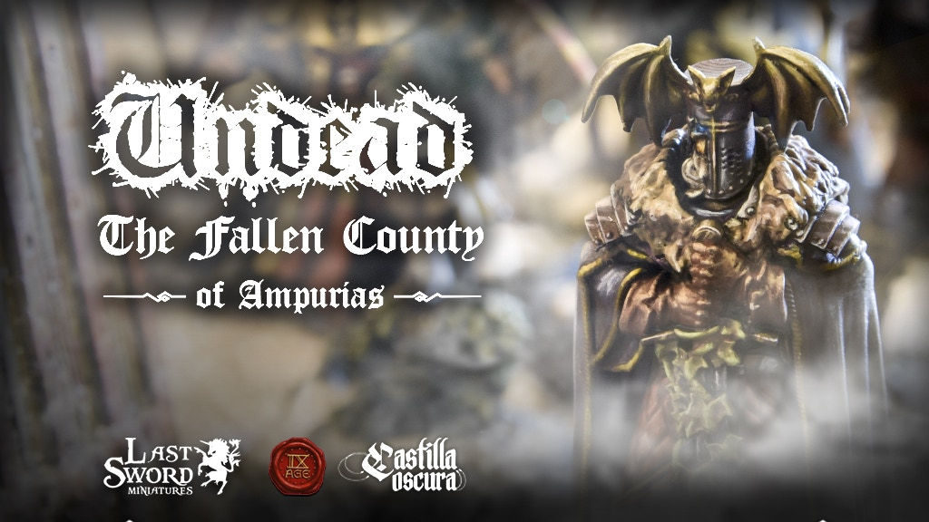 Undeads, The Fallen County of Ampurias