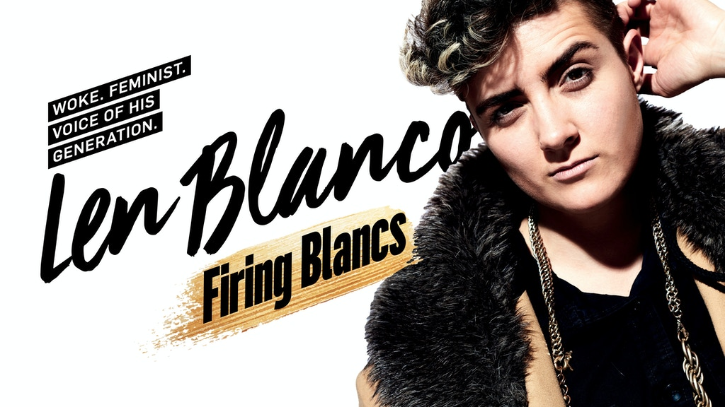 Len Blanco: Firing Blancs @ Edinburgh Fringe project video thumbnail