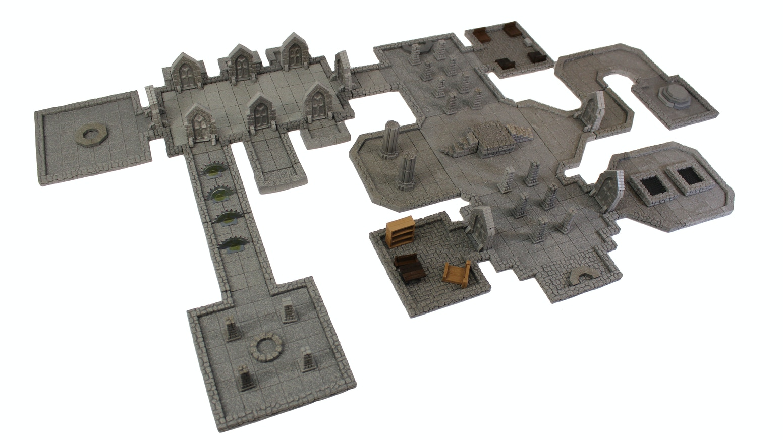 Durable Affordable Dungeons for D&D