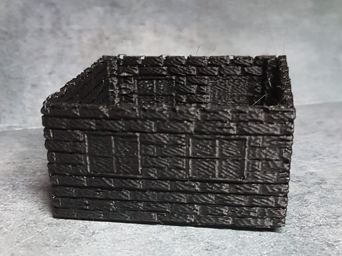 I m still new on 3d printing ... so i think it s a good result for 15mm wagaming!!!