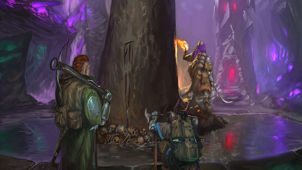 Fantastic Adventures: Ruins of the Grendleroot for 5e project video thumbnail