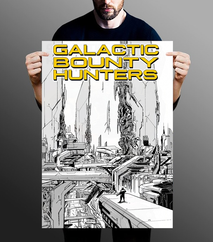"12""x18"" COLLECTOR'S EDITION POSTER"