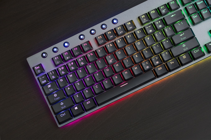 Multi-Device Bluetooth on the Venture Mechanical Keyboard