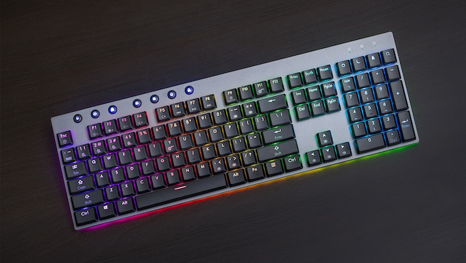 Presenting the Venture Mechanical Keyboard