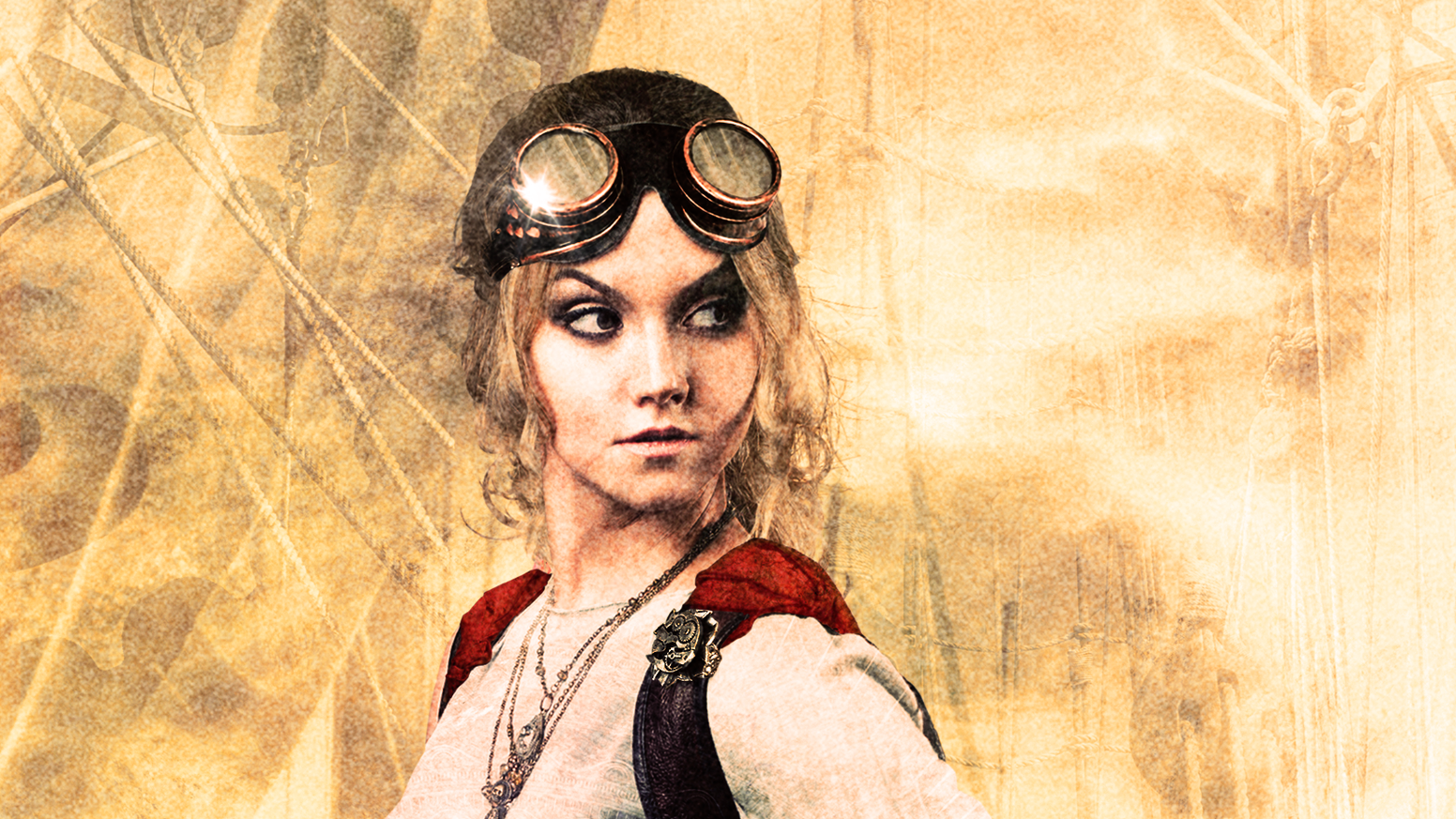 A special signed hardcover edition of the #1 Bestselling steampunk fantasy series!