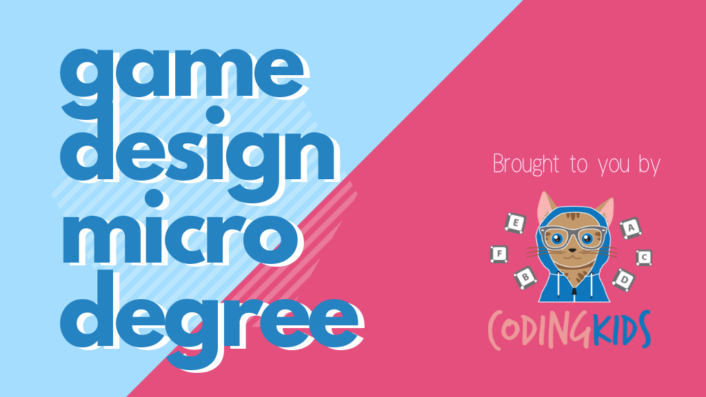 Game Design Micro Degree by Coding Kids project video thumbnail