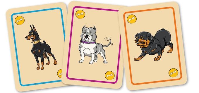 Power Dog Cards