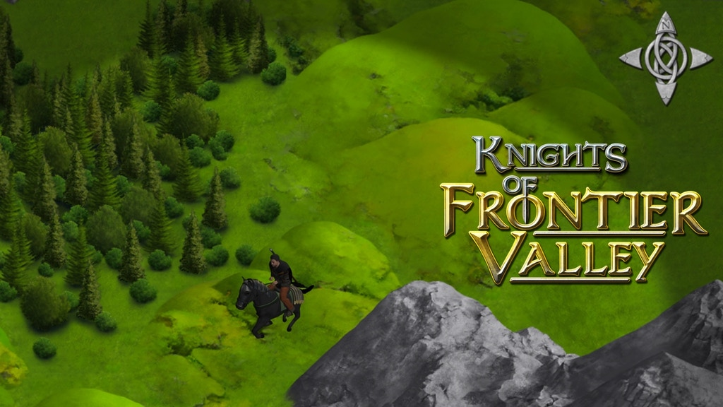 Knights of Frontier Valley: survival RPG for PC project video thumbnail