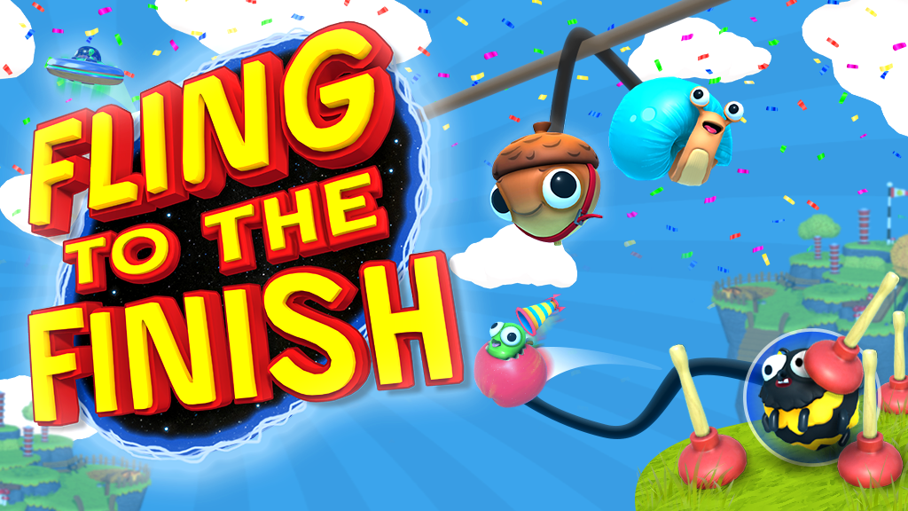 Fling to the Finish project video thumbnail