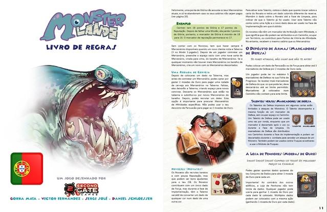 Obrigados to Ricardo Jesus (Lead Translator) and Artur Gasparetto for the Portuguese Translation!