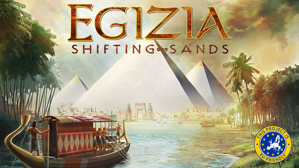 Egizia: Shifting Sands project video thumbnail