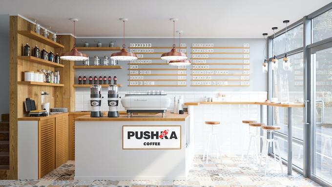 Pushka Coffee Cocept