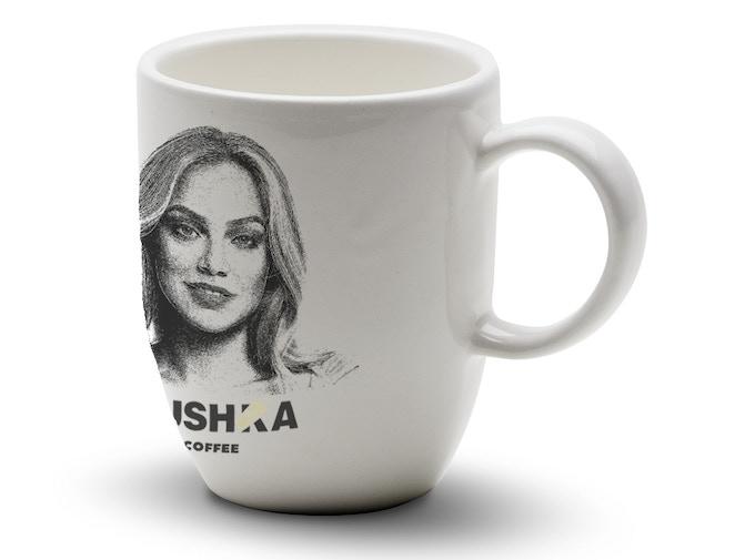 «Pushka coffee» Brand Mug