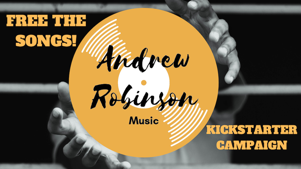Andrew Robinson's New EP project video thumbnail
