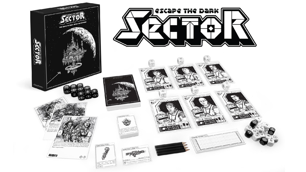 Escape the Dark Sector project video thumbnail