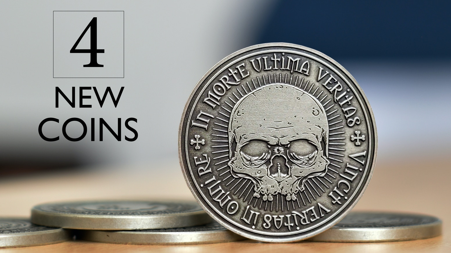 Edc Reminder Coins New Designs By Cupisco Kickstarter
