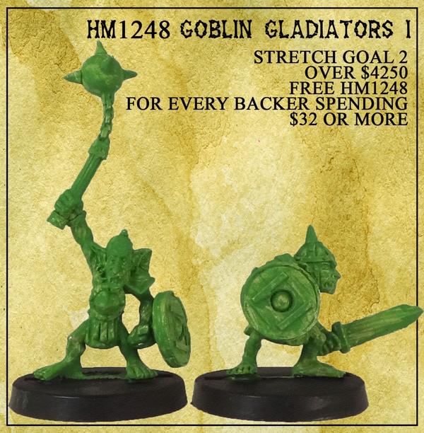 Goblin Gladiators 1