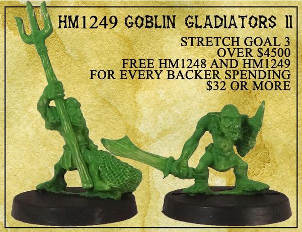 Goblin Gladiators 2