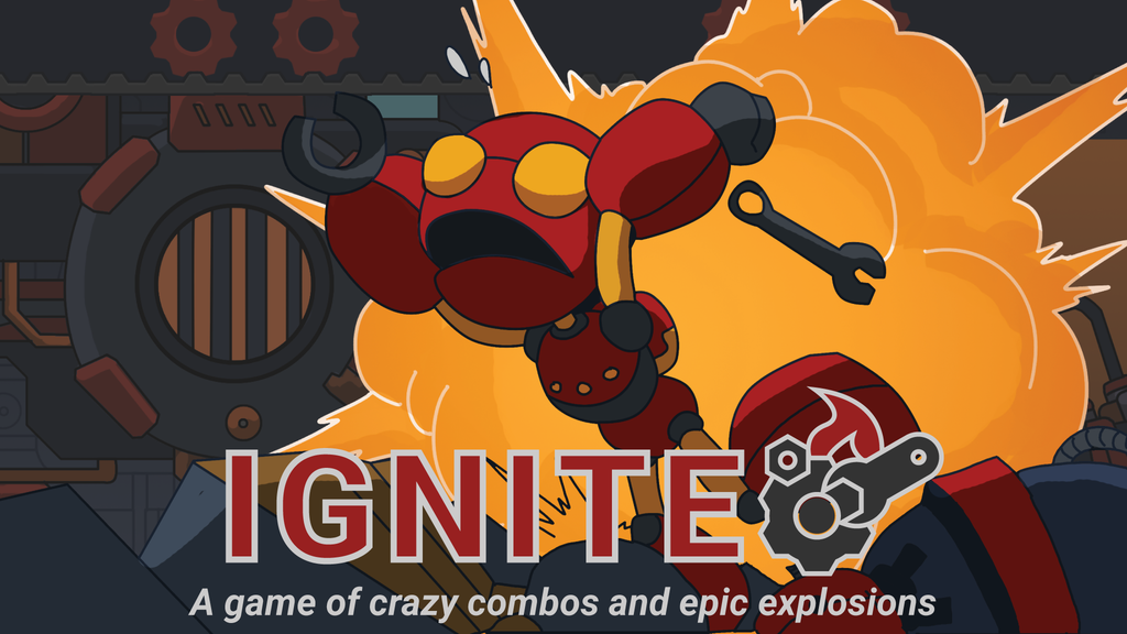 Project image for Ignite: A Game of Crazy Combos and Epic Explosions!