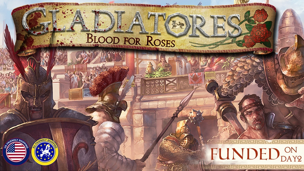 Gladiatores Blood for Roses project video thumbnail