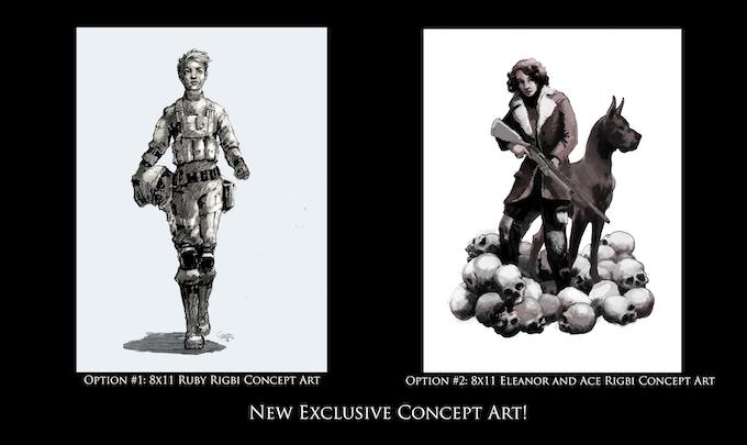 New Concept Art