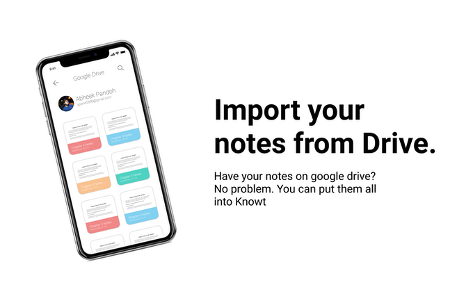 Knowt: An app that uses AI to make quizzes from your notes