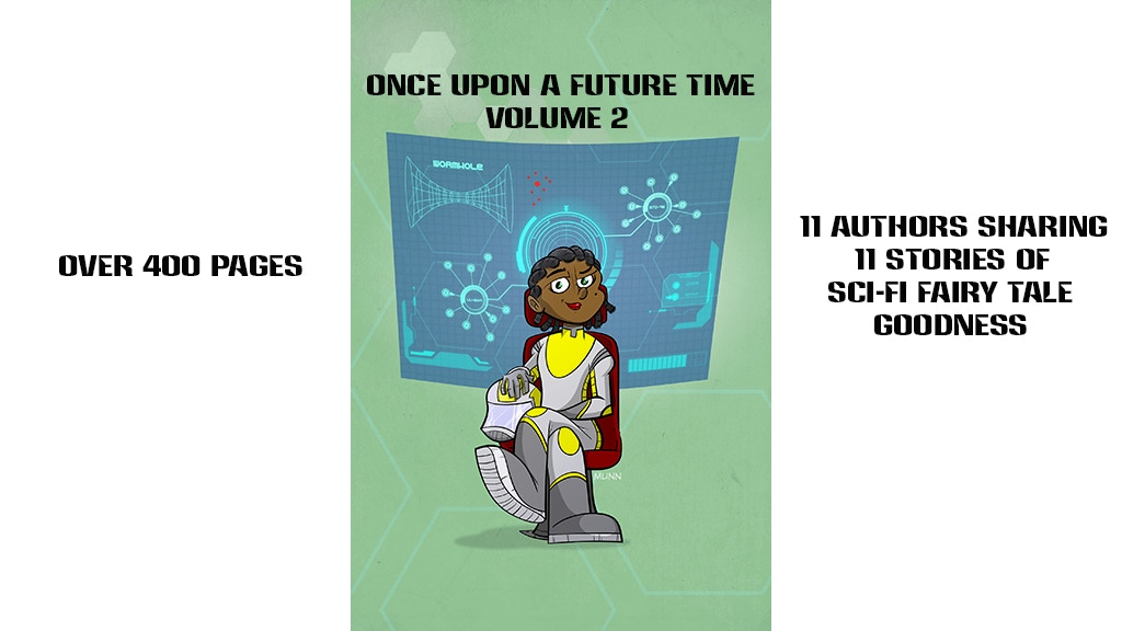 Project image for Once Upon a Future Time, Volume 2