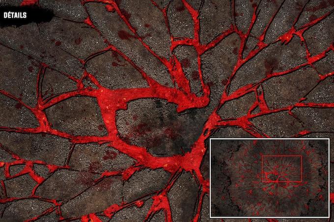 Détails : Blood Cracks