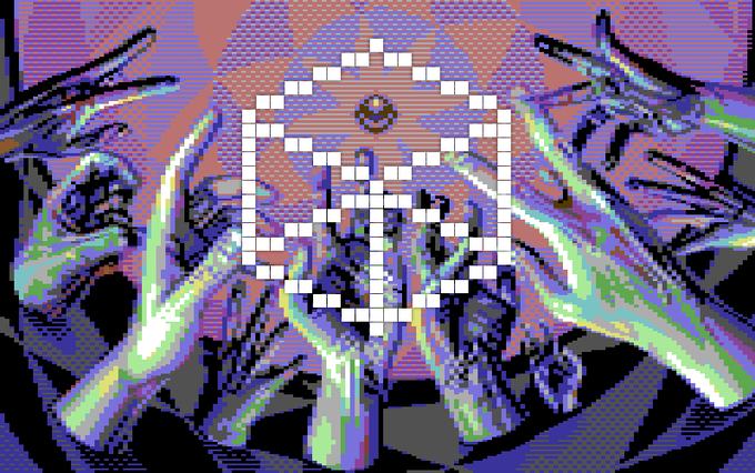 pixel art by Joe