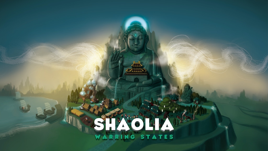 Shaolia: Warring States project video thumbnail
