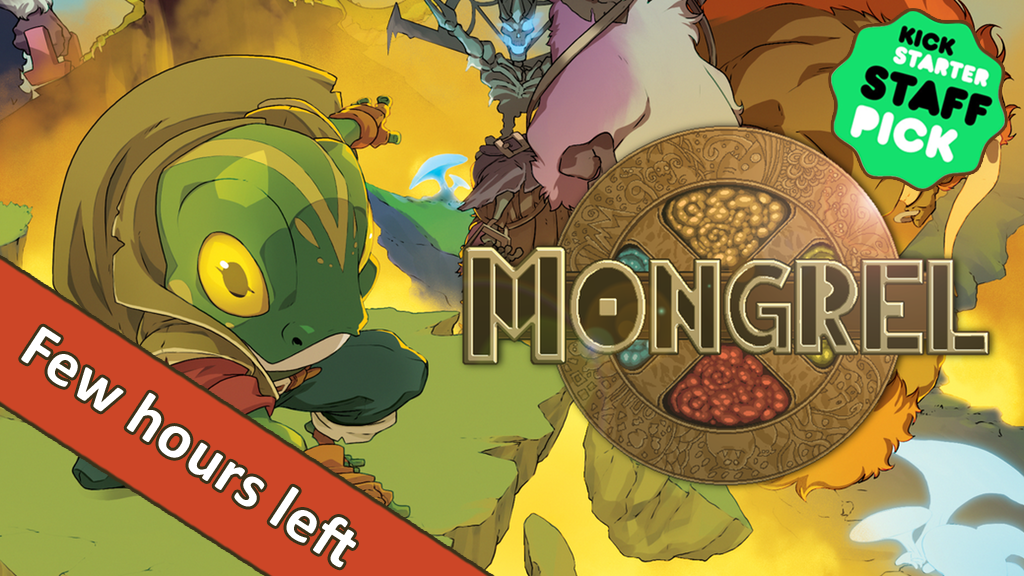Mongrel - A twisted comedy platformer project video thumbnail