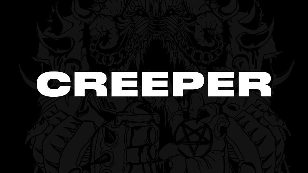 Creeper Magazine project video thumbnail