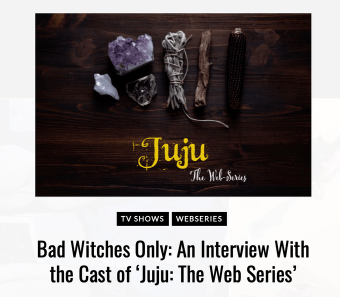 Lauren Bullock of Black Nerd Problems Sits Down with the Main Witches