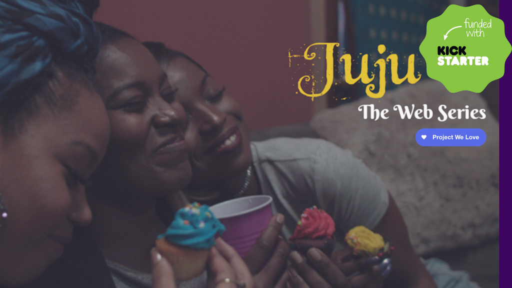 Juju: The Web Series project video thumbnail